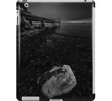 On the wrong side of the lake 6 iPad Case/Skin