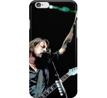 Dave Grohl - The Finger  iPhone Case/Skin