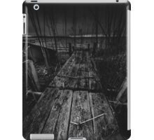 On the wrong side of the lake 13 iPad Case/Skin