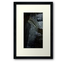 0758 - HDR Panorama - Millcourse Framed Print