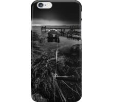 On the wrong side of the lake 16 iPhone Case/Skin