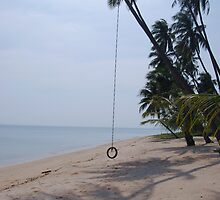 The Greatest Tyre Swing Ever by Steve Burke