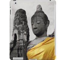 Spire and Statue SC iPad Case/Skin