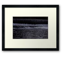 0760 - HDR Panorama - Millcourse Framed Print