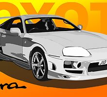 SUPRA by Richard Edwards