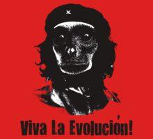 Viva La Evolución! by millytant