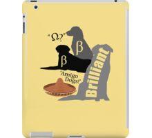 Amigo Dogs iPad Case/Skin