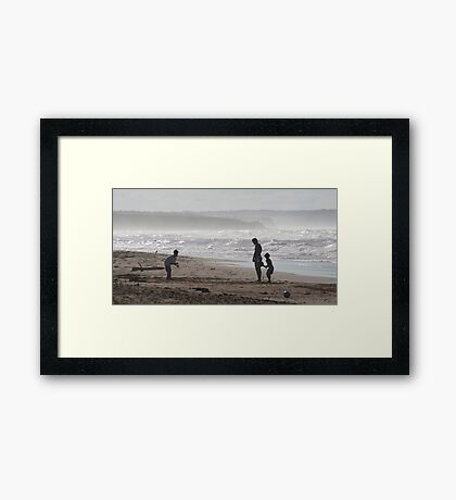 Once Upon A Summer Day Framed Print