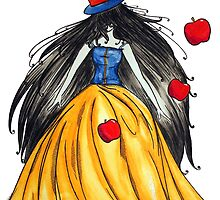 Who is the mad hatter ? Snow White | Blanche Neige  by studinano