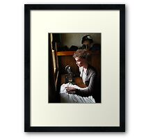 Do You Still Remember Her? Framed Print