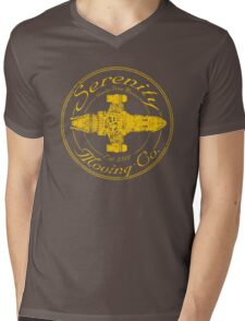 SERENITY MOVING CO.  Mens V-Neck T-Shirt