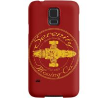 SERENITY MOVING CO.  Samsung Galaxy Case/Skin