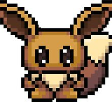 Eevee by AquaDuelist