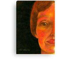 Liesl Canvas Print