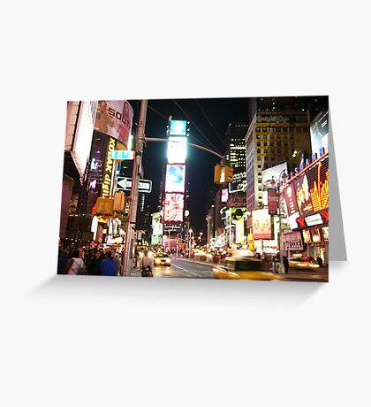 The Heart of New York Greeting Card