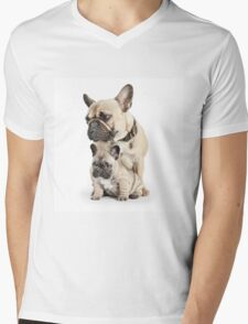 Motherhood Mens V-Neck T-Shirt