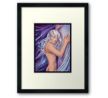 Elven Moonlight Framed Print