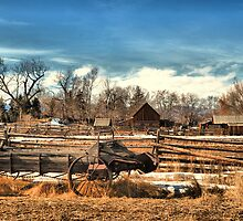 Old Wagon by Stevej46