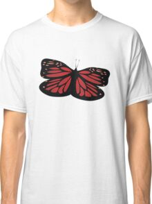 Colored butterfy Classic T-Shirt