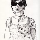 She by ainhoaaparicio