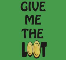 Clash of clans GIVE ME THE LOOT by Roaldtom