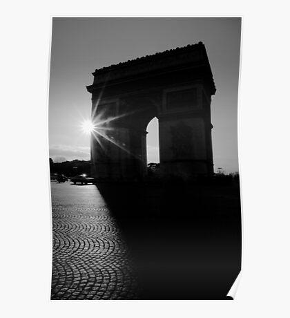 Arc du Triomphe Poster