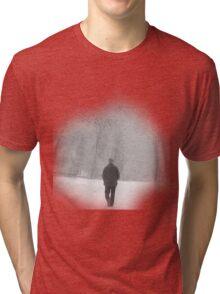 Winter Woods Tri-blend T-Shirt
