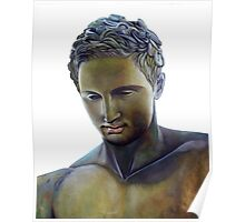 Apoxyomenos - Greek Statue Poster