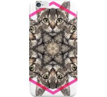 HypnocatV4 iPhone Case/Skin