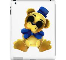Chibi Golden Freddy Bear iPad Case/Skin