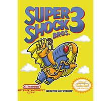 Super Shock Bros 3 Photographic Print