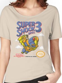 Super Shock Bros 3 Women's Relaxed Fit T-Shirt