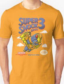 Super Shock Bros 3 T-Shirt