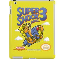 Super Shock Bros 3 iPad Case/Skin