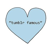 Tumblr Heart - Tumblr Famous by piercetheveil