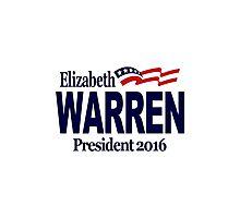 Warren 2016 Photographic Print