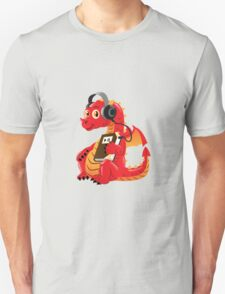 Audiobook Dragon T-Shirt