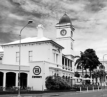 "Post Office Townsville - Now a pub ""The Brewery"" by Paul Gilbert"