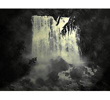 Midnight Falls Photographic Print
