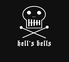 Hell's Bells Womens Fitted T-Shirt