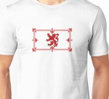 Rampant Lion of Scotland Unisex T-Shirt