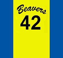 Beavers 42 Mobile Phone Case by ImageMonkey