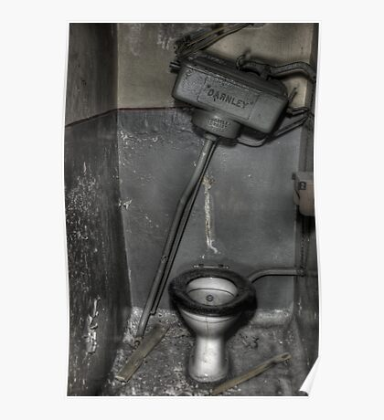 Listing Cistern Poster
