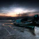 Krabi Coast Longtail by Robert Mullner