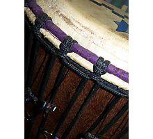 Drum Photographic Print