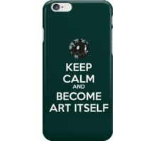 C0 Keep Calm - Naruto (Deidara) iPhone Case/Skin
