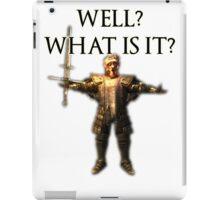 Giantdad Dark Souls [MLG]  iPad Case/Skin