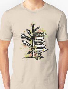 floral arrows T-Shirt