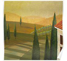 Tuscany Vinnicola I Poster