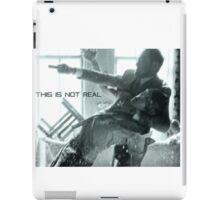 inception , This is not real iPad Case/Skin